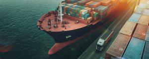 Containertransporte Hamburg, Internationale Transporte