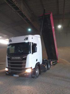 Containertransporte Hamburg